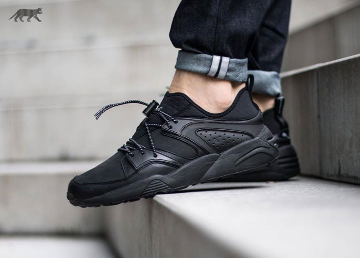 Some nice on foot images of the Stampd x PUMA Blaze of Glory