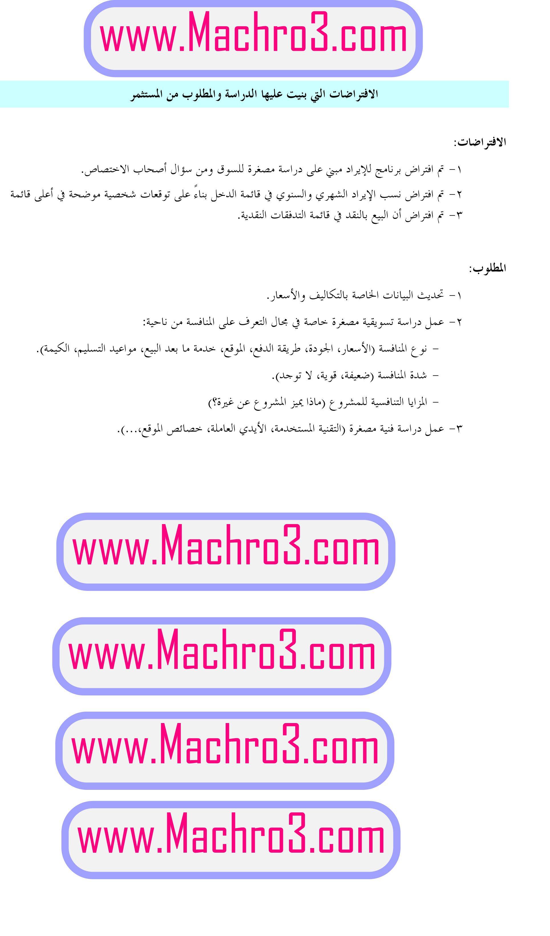 Pin By موقع مشروع Mchro3 Com On دراسة جدوى جاهزة مجانا مشروع ورشة حدادة Ios