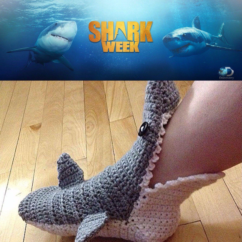 Shark Slippers Crochet Pattern Free Custom Inspiration