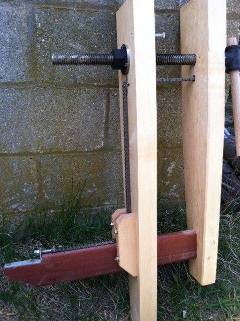 Chain Leg Vise Parallel Guide Mesas De Trabajo Carpinteria Bancos De Trabajo Mesas De Trabajo