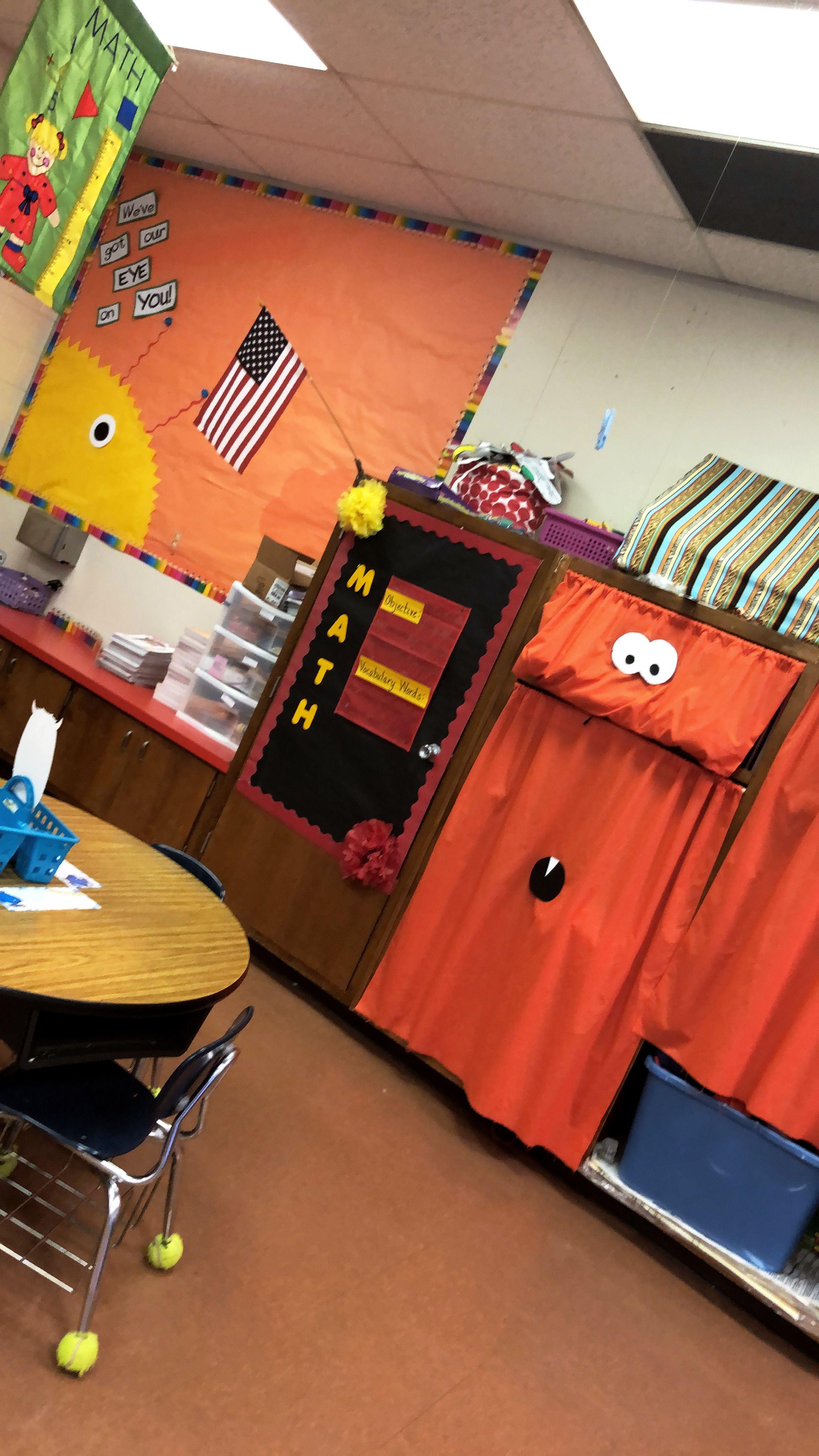 Monster Theme Classroom