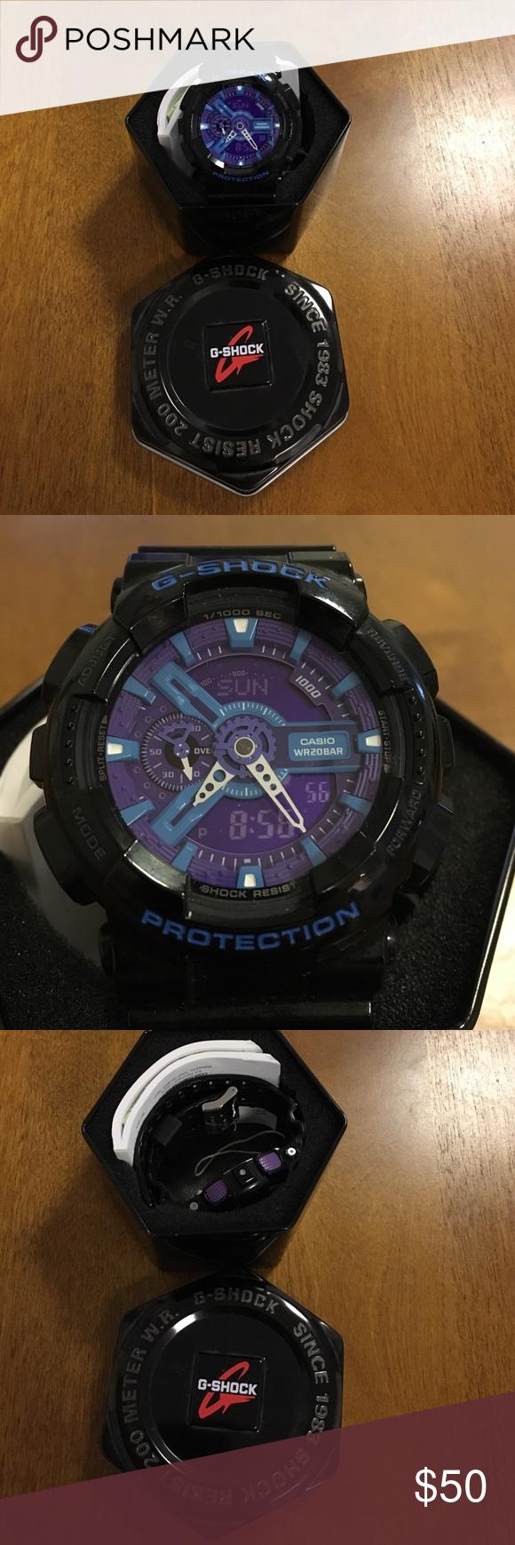 Casio G Shock Watch Module No 3230 3232 My Posh Closet