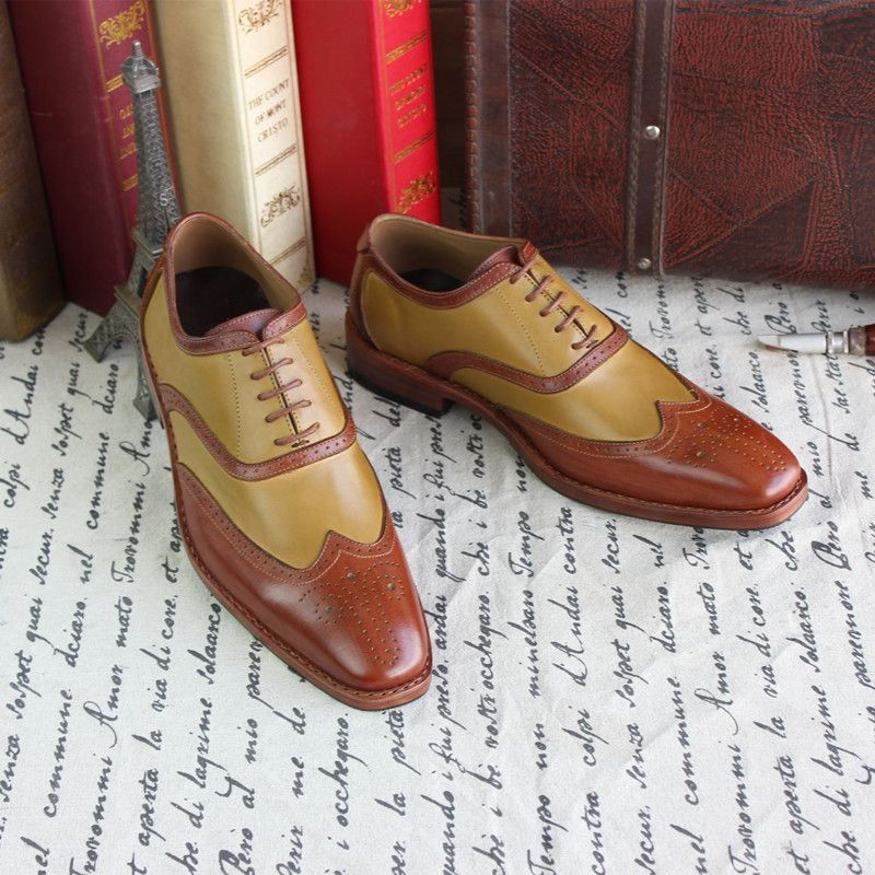 e7308074c48 Find More Oxfords Information about Goodyear hand painted shoes ...