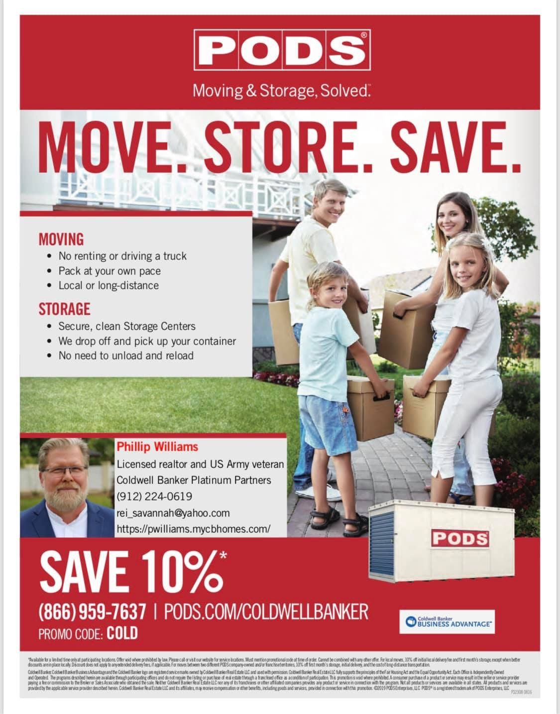 Moving Discount Pods Moving Real Estate Tips Pods Moving And Storage
