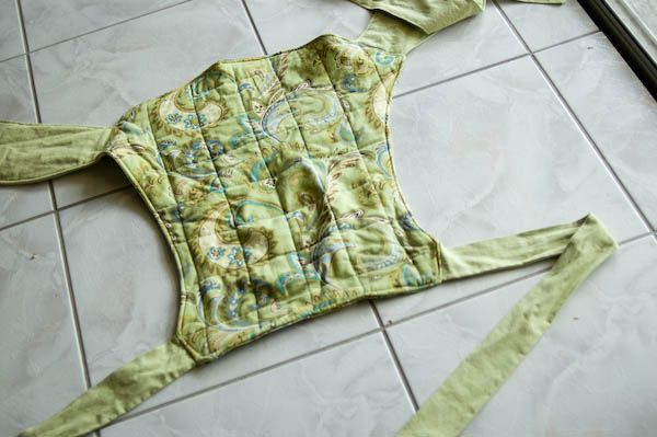 Tutorial: Make Your Own Mei Tai | Sewing Tutorials | Pinterest ...
