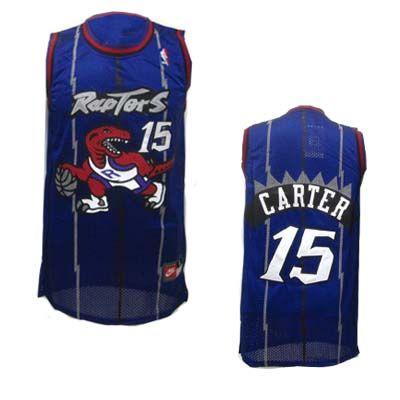 pretty nice a4267 265b3 Vince Carter Jersey, Toronto Raptors #15 Purple NBA Jersey ...