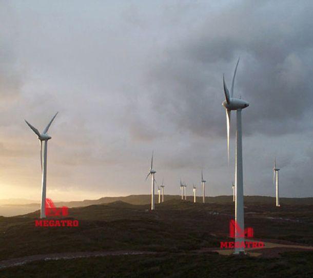 Qingdao796121 Wind Generator Wind Turbine Shandong