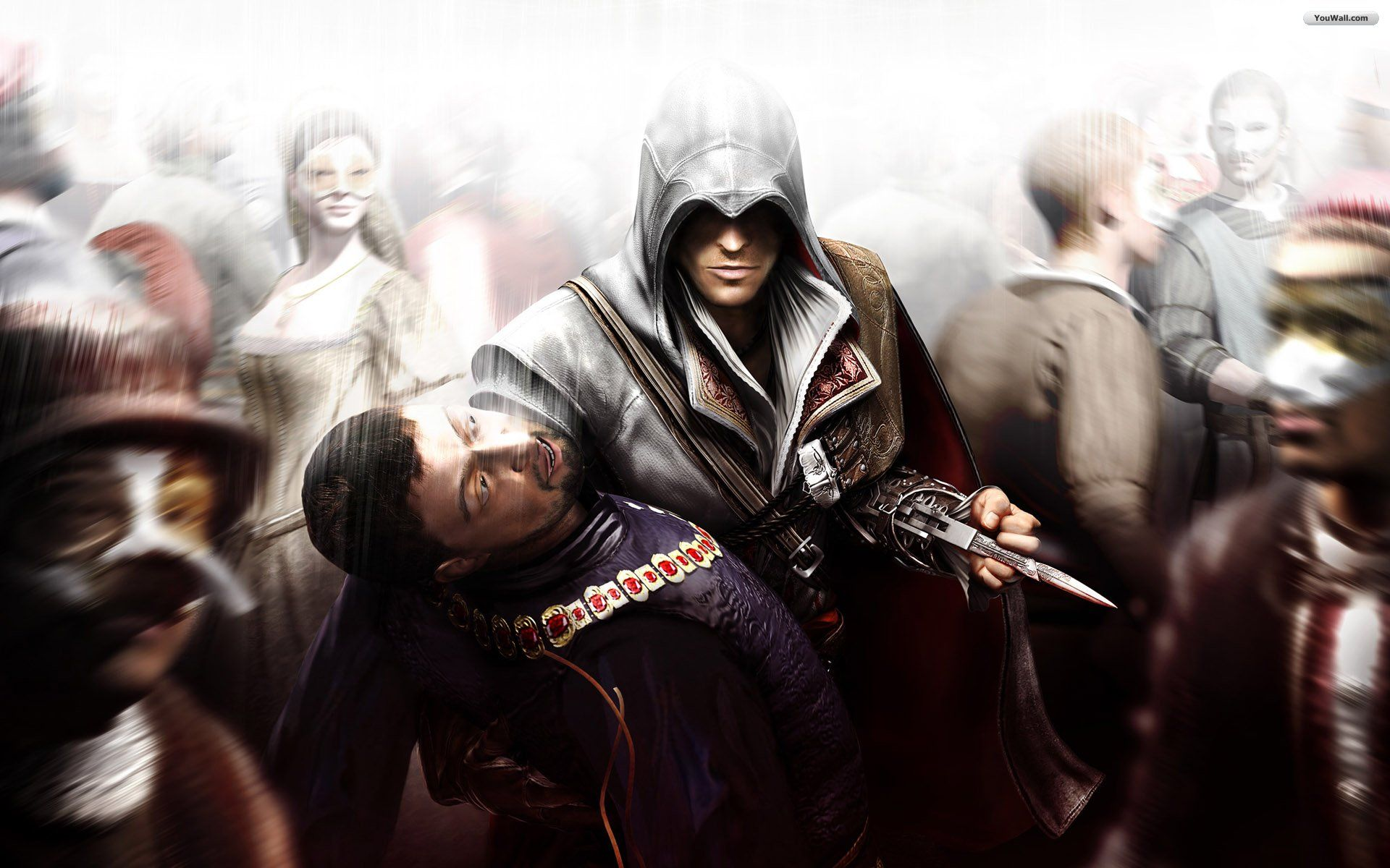 Assassins Creed HD Desktop Wallpaper for K Ultra HD TV