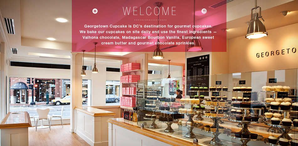 Georgetown Cupcake Washington DC Photo Credit Greg Powers To Die For