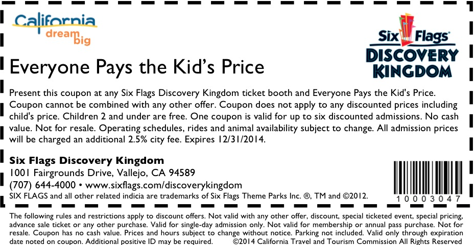 Best Six Flags Coupons 2019 Discounts Online Coupon Codes Printables Cha Ching Queen Six Flags Coupons Printable Online Coupons