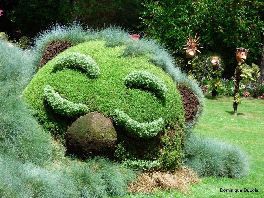 le dormanron du jardin des plantes de Nantes- Claude Ponti - le ...
