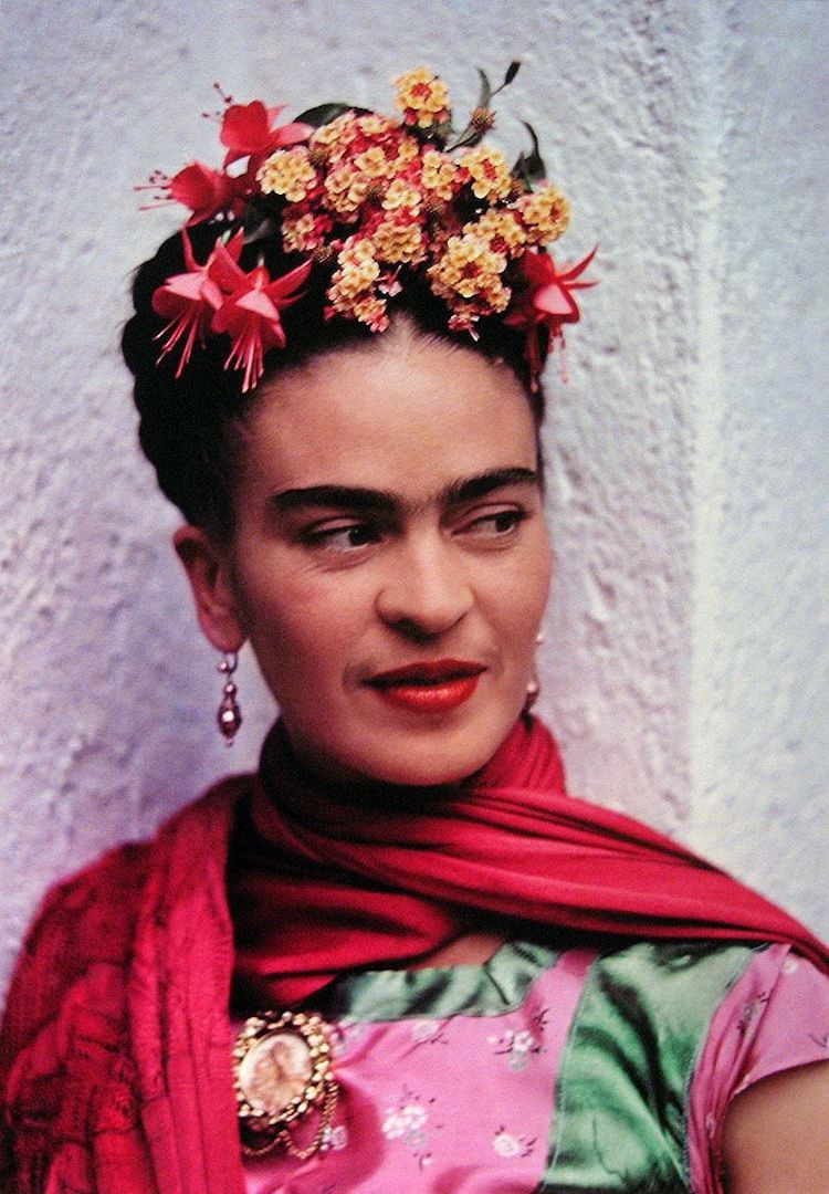 Frida Kahlo S Colorful Wardrobe Finally Revealed After Being Hidden For 50 Years Freida Kahlo Frida Kahlo Portraits Frida Kahlo