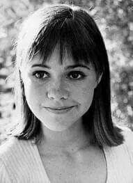 young Sally field