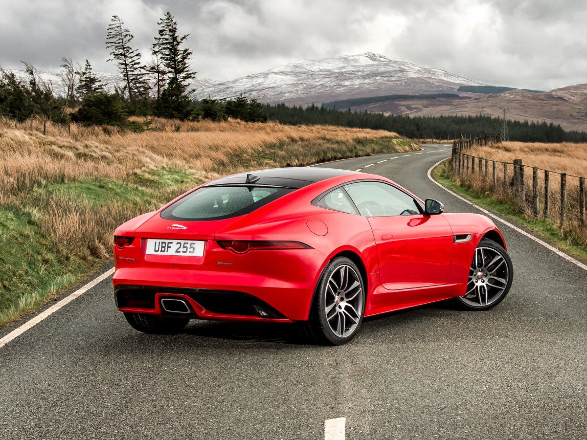 The F Type S Feline Curves And Muscular Stance Means This Cat From Coventry Is Ready To Pounce Three Years After Its Introduct Jaguar F Type Jaguar Car Jaguar