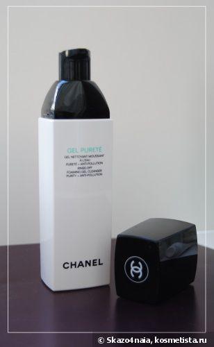 Chanel Gel Purete Rinse-Off Foaming Gel Cleanser Purity Уход за лицом   Lumene defdb16dd58b