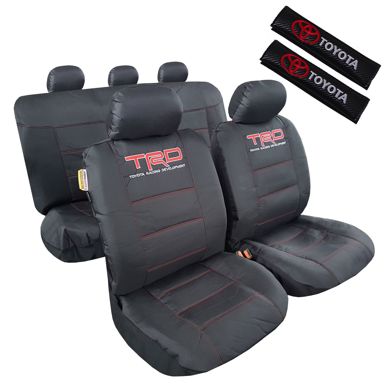 Pin On Toyota Tacoma Seat Covers