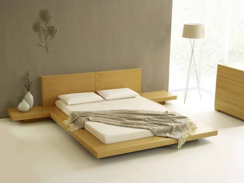 With Japanese Style Bedroom Furniture Floor Lamps