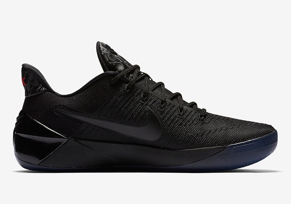 Nike Kobe AD Triple Black 852425-064