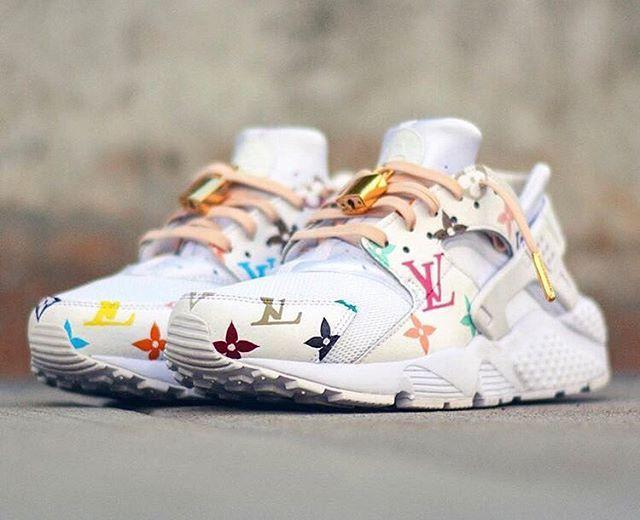 Custom nike shoes, Nike shoes huarache