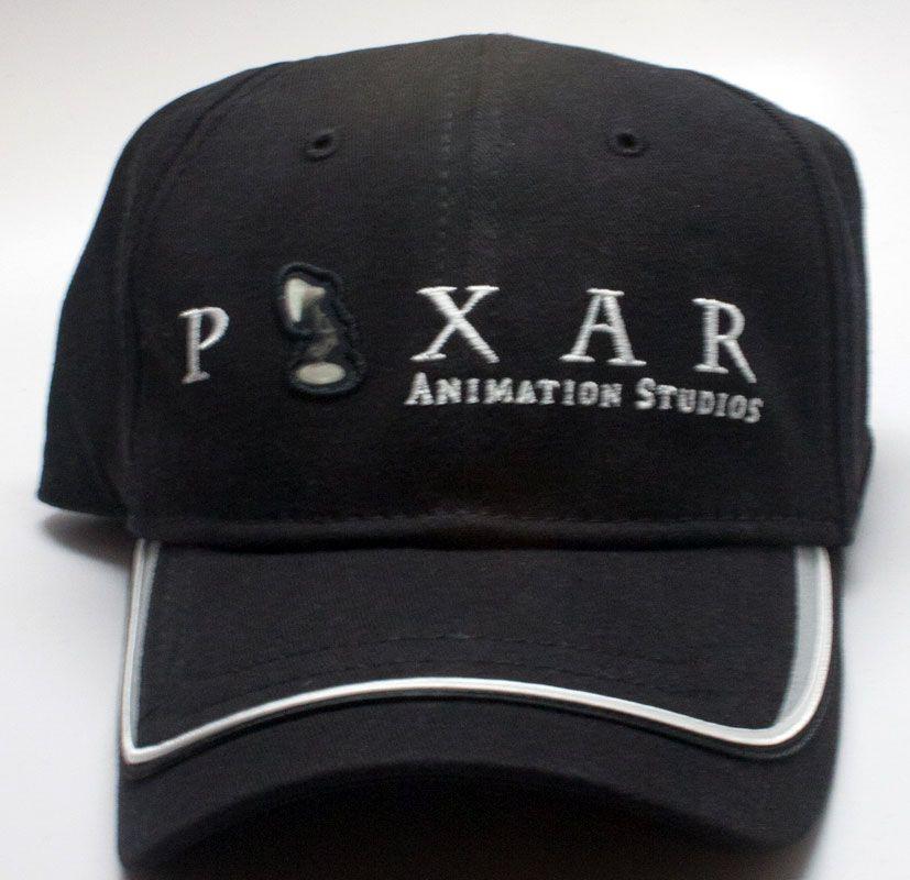Pixar Animation Studios Black Hat