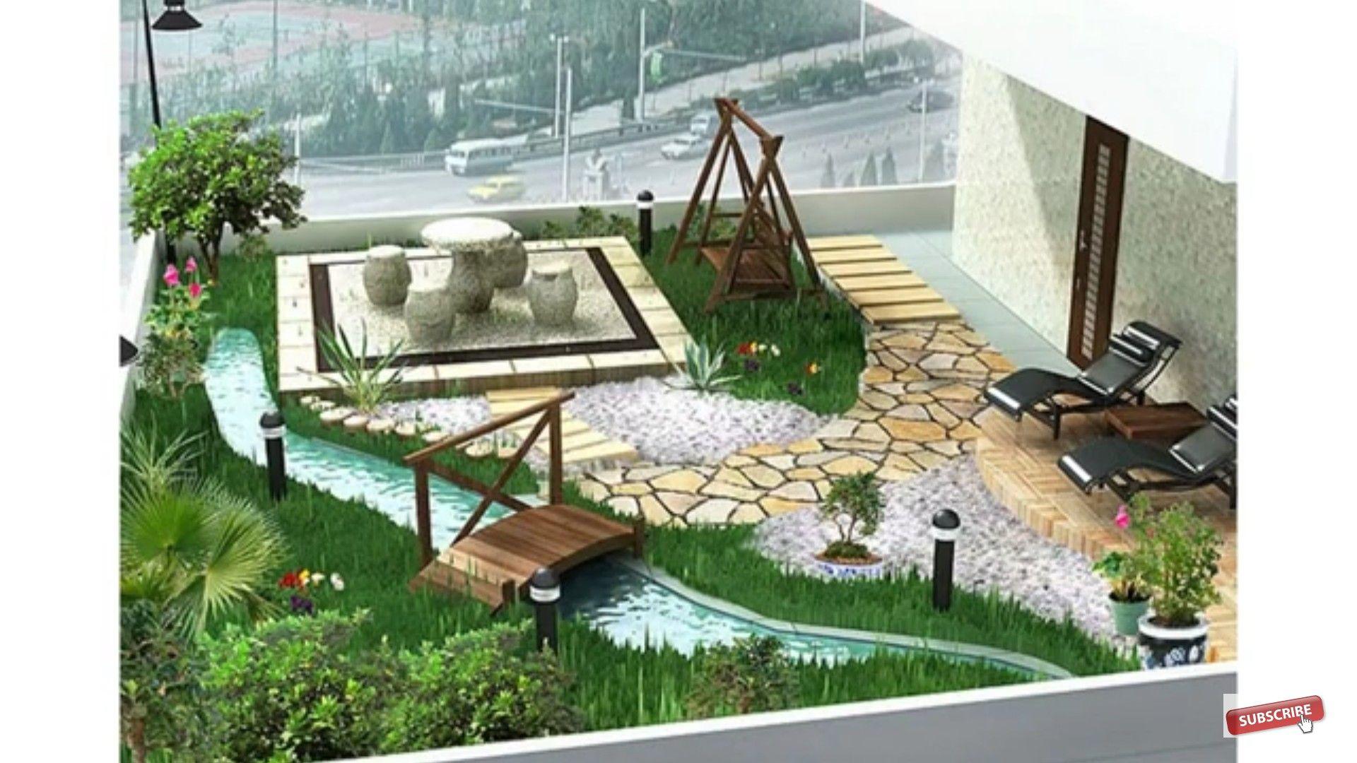 Pin By Noshila Naeem On Home Decor Garden Design Ideas On A Budget Small House Garden Small House Garden Design