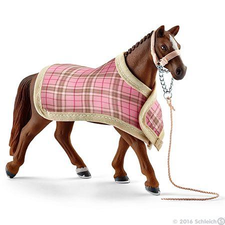 decke halfter schleich horse rider schleich pferde spielzeug pferd und pferde. Black Bedroom Furniture Sets. Home Design Ideas