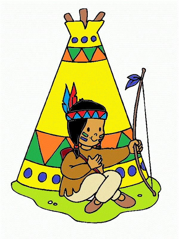Výsledek obrázku pro indiáni kreslení