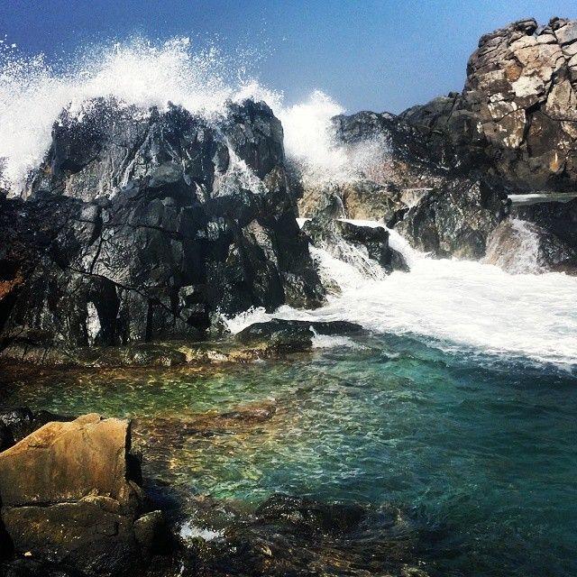 Natural Pool in Aruba, April 2015 Beauty in nature Pinterest