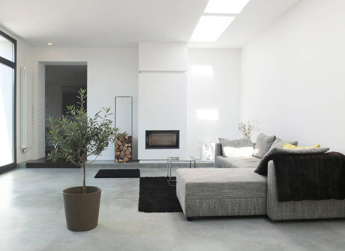So machst du dein Zuhause zur Wohlfühloase | moderne Wohnzimmer ...