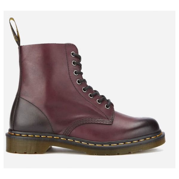Dr. Martens Men's Core Pascal Leather 8-Eye Lace Up Boots ($155)