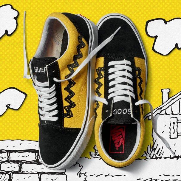 f890d63fa76 Vans lança coleção cápsula com Snoopy