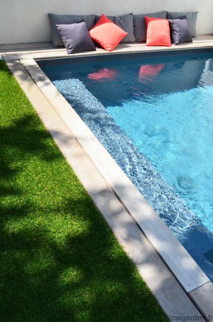 Inspiration déco   Une mini piscine pour sa terrasse   Une terrasse