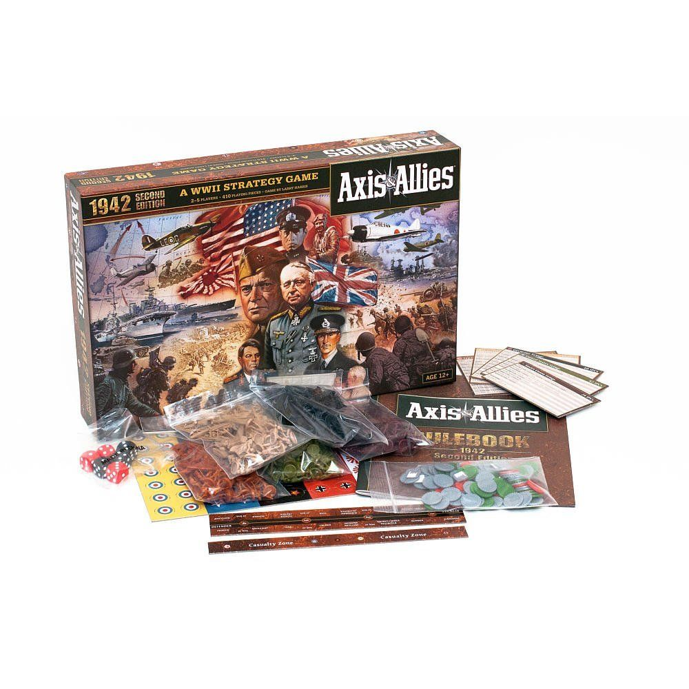 Axis allies 1942 second edition toys