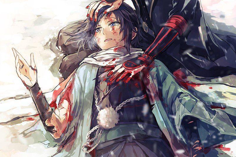 Oe7B3Advgv0.jpg (800×532) Touken ranbu, Anime character
