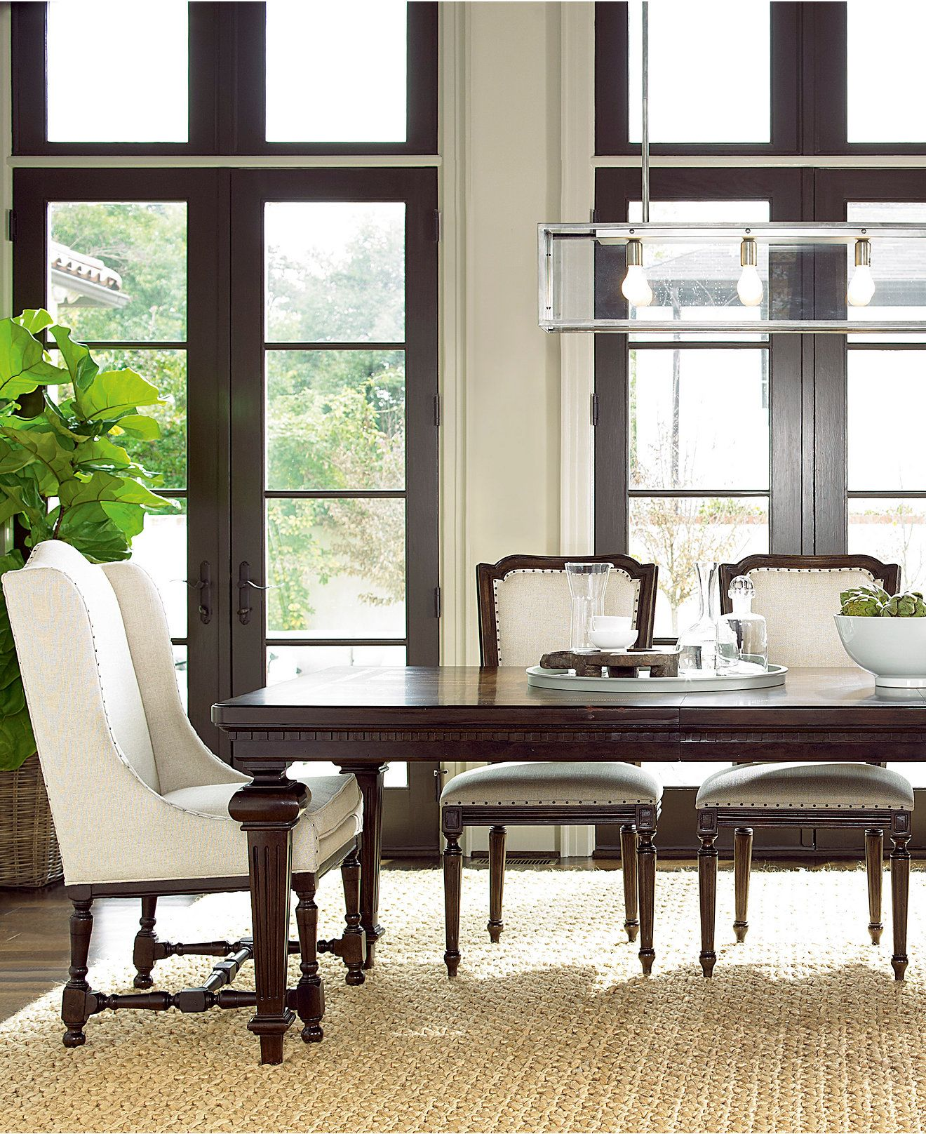 Terrific Cortwright Dining Furniture Collection Furniture Macys Pdpeps Interior Chair Design Pdpepsorg