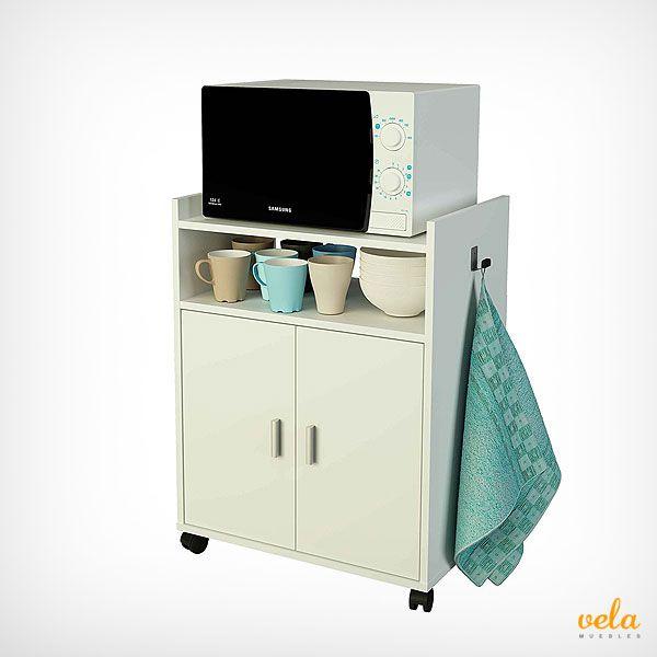 Muebles de cocina baratos online | Mesas de cocina, Microondas y ...