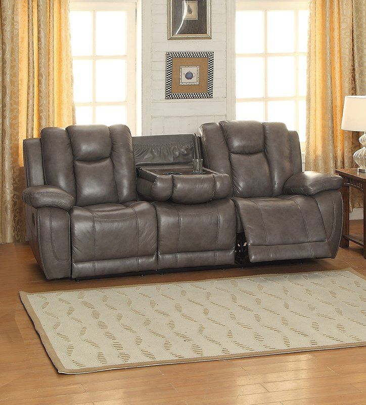 Searching For Fleetwood Leather Reclining Sofa by Coja
