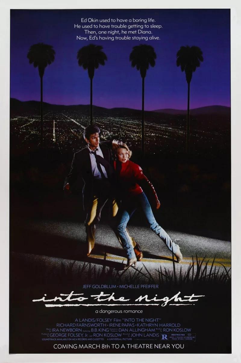 Into the Night 1985 original poster: 9 тыс изображений ...