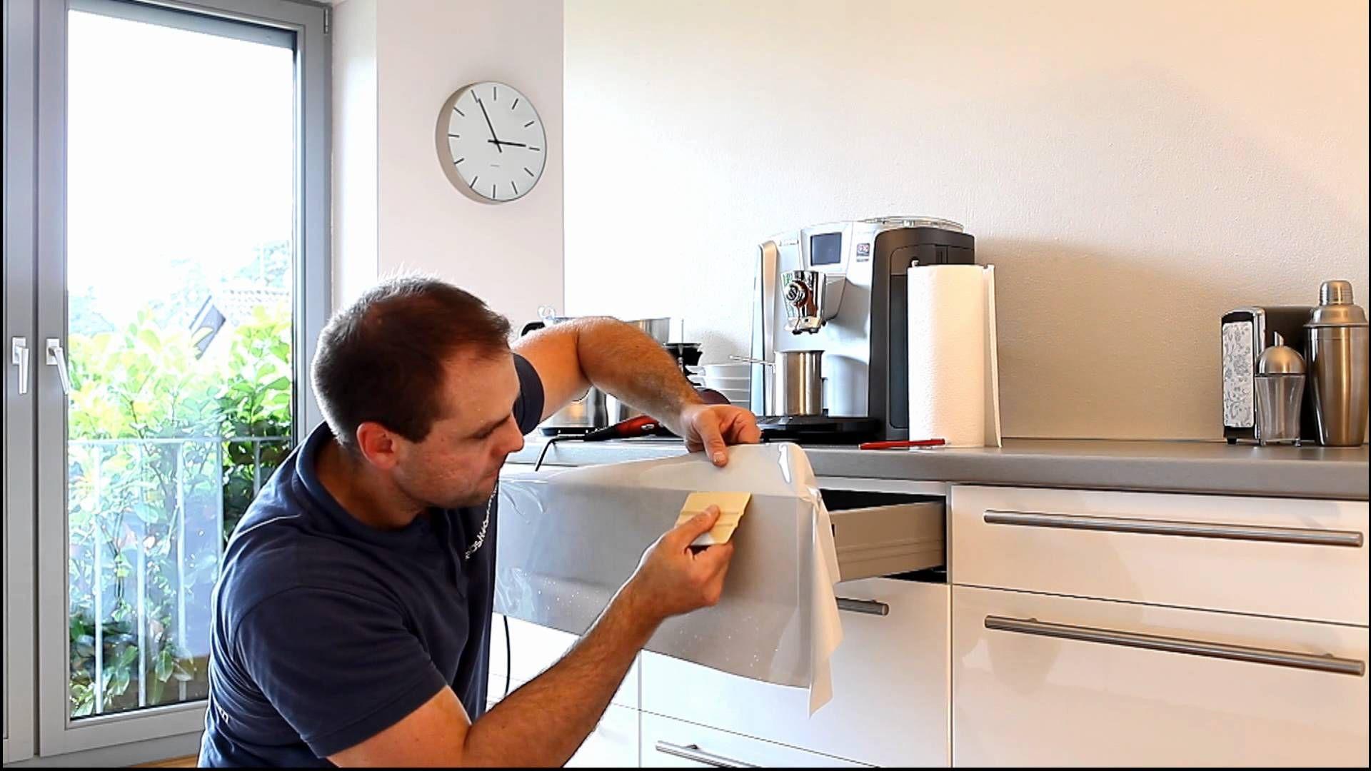 Klebefolie Nahtlos Um Kanten Und Ecken Verkleben Kuchenfronten Kuchen Fronten Kuchenschrank