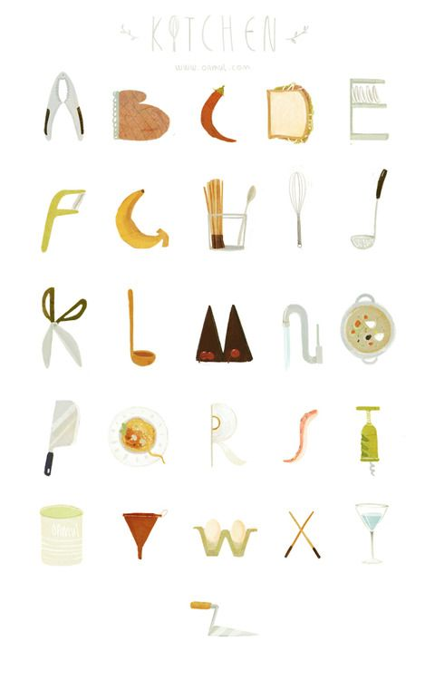 Lumao: 26 Letters From Kitchen