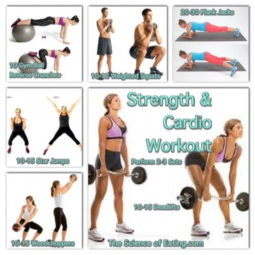 Full Body Workout Workout Planet Fitness Workout