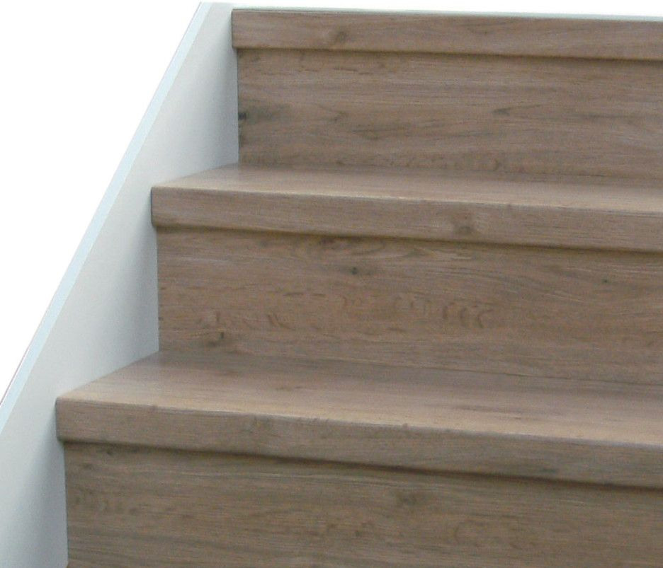 Stair Simple Stair Design With Maple Wood Treads And Riser Also .