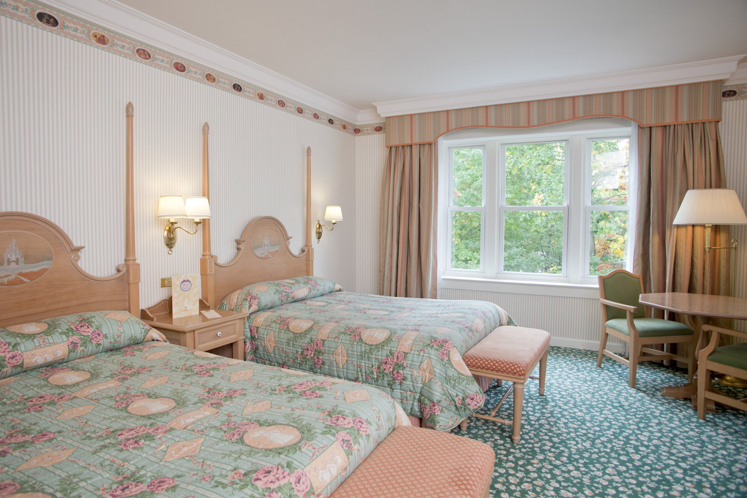 Disneyland Hotel Memories
