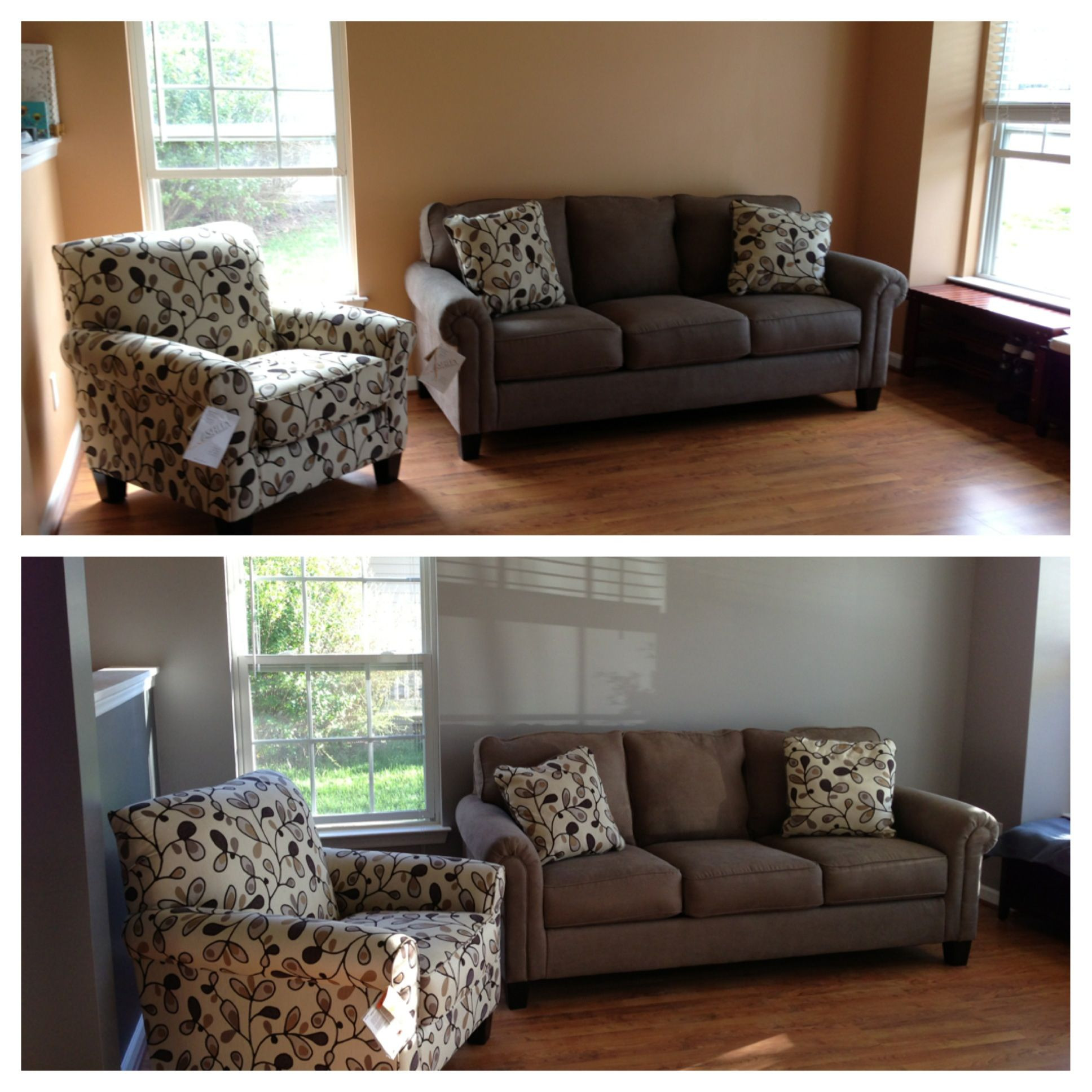 Bedroom Before And After Pictures Bedroom Colors Photos Bedroom Tv Unit Color Schemes For Bedroom: Nasty Ugly Orange Beige