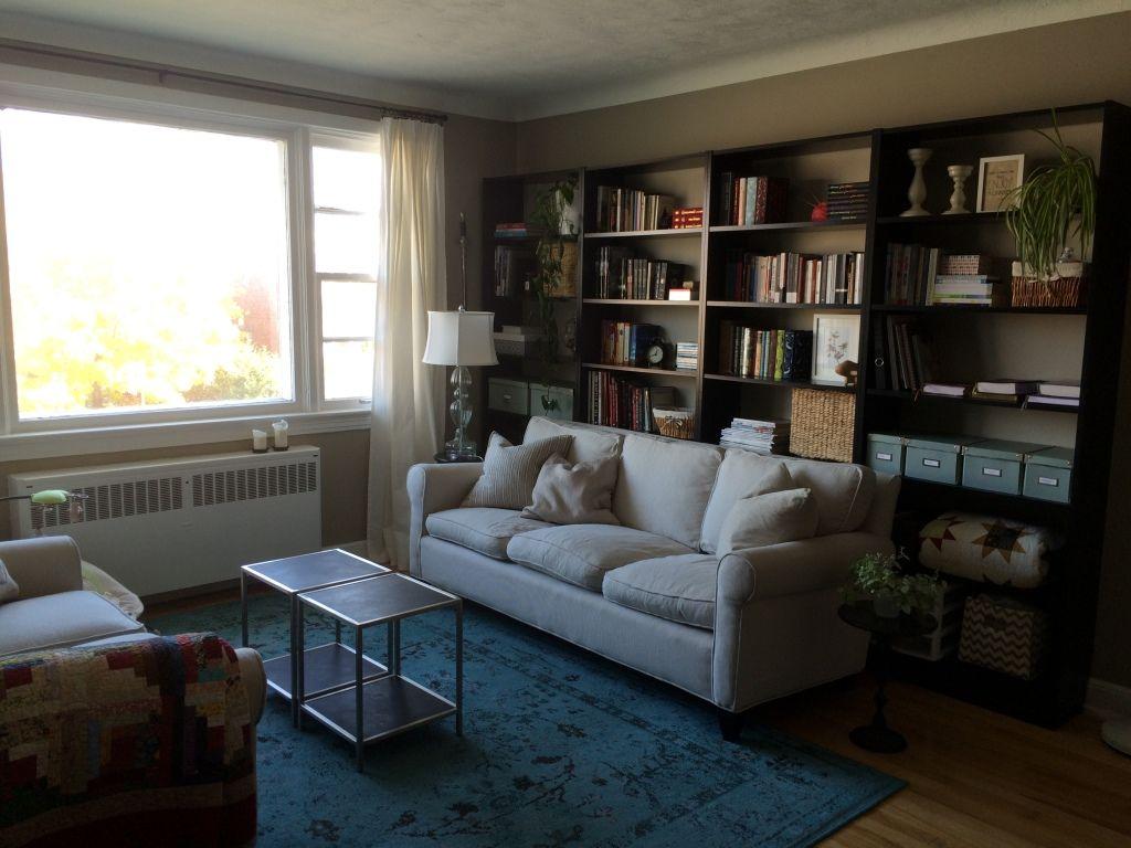 Line Your Living Room With Bookshelves Bookshelves In Living