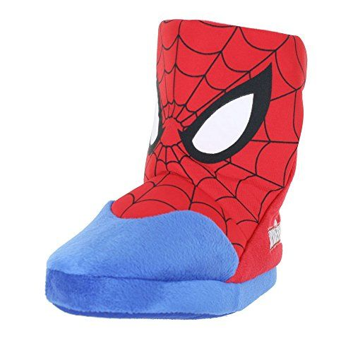 2cc7b95d550e Favorite Characters Marvel Spider-Man Toddlers  Boot Slippers Jimmy Choo  Shoes