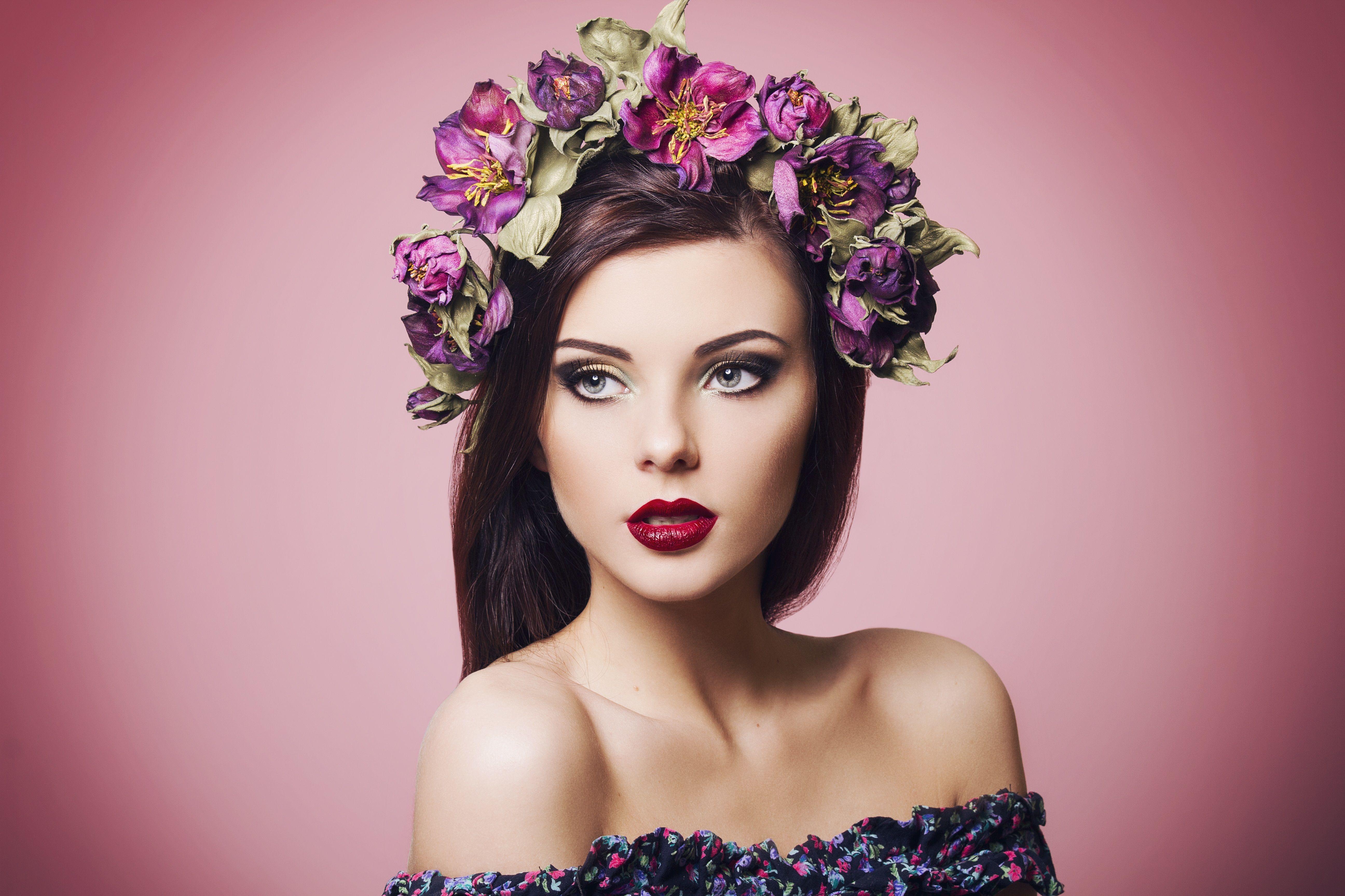 Картинки салона красоты девушки