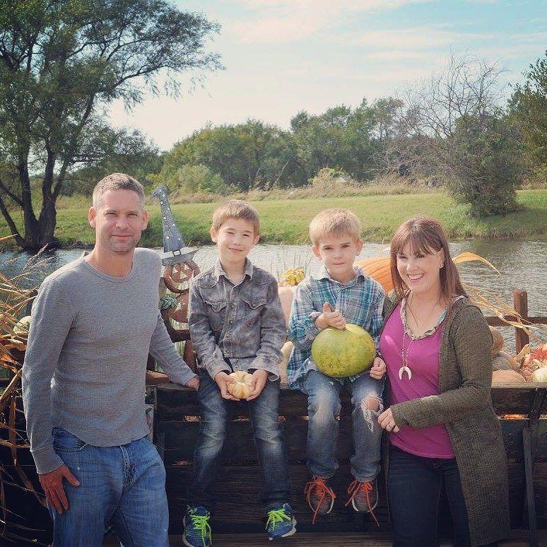 Fall family fun.