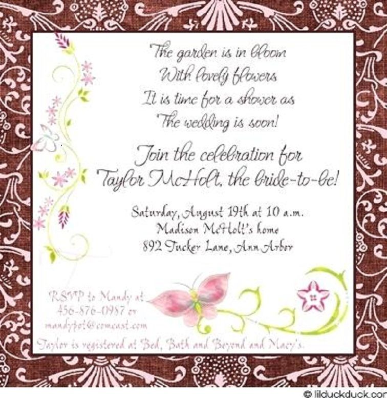 Pin By Afsana Fazal On Bride To Be Ideas Butterfly Baby Shower Invitations Butterfly Baby Shower Baby Shower Invitations