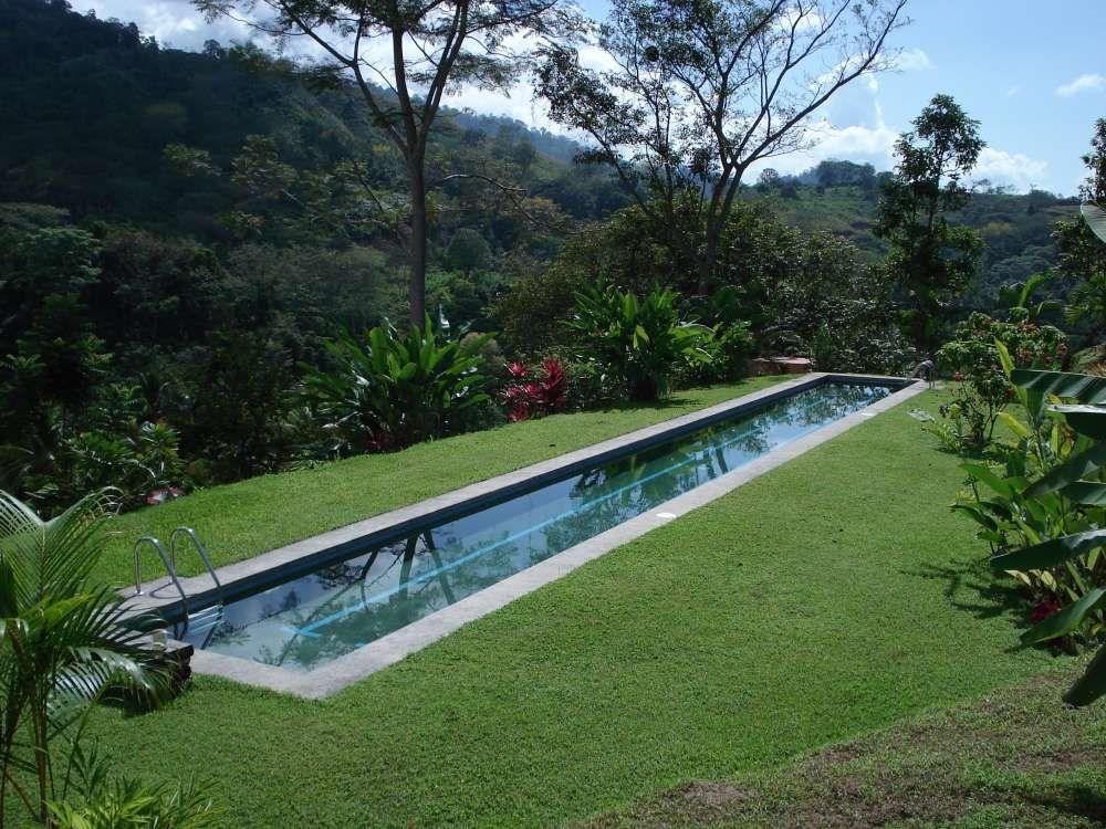 Modern Lap Pool Designs Small Lap Pools http://www